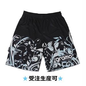 プラクティスパンツ「garden-pants」(ブラック/HP-024)☆受注生産可☆