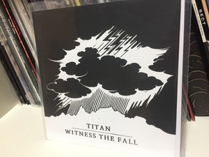 Titan / Witness The Fall - split 7""