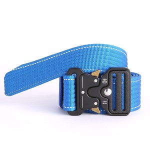 NYLON BELT / BLUE