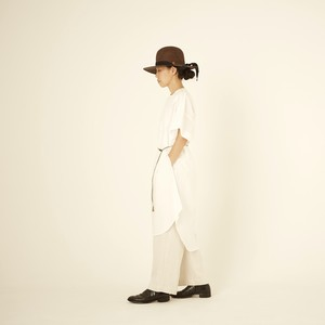 women's typewriter tunic
