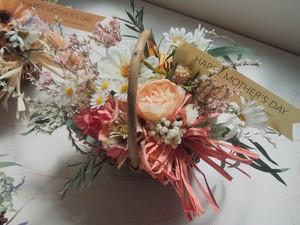 《オーダーメイド》Flower Basket 【M】