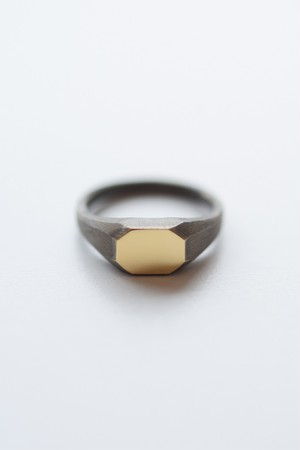 ROOCH 「Signet ring」 (8角形)