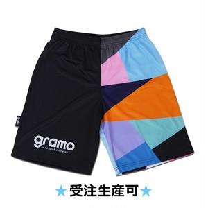プラクティスパンツ「Let's hang out!-pants」(ミックス/HP-026)☆受注生産可☆