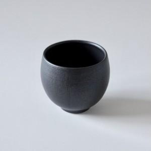黒鉄釉 フリーカップ(L)