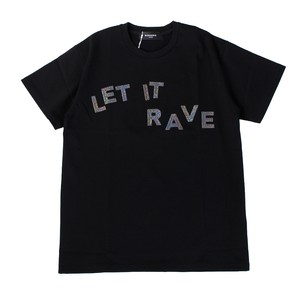 BORDERS JAPAN Let It Rave Tee