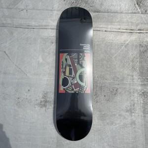 studio skateboards / Brave New Board / 8.25x32inch (20.9x81.2cm)