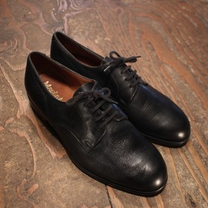 Dead Stock Made In France Leather Shoes