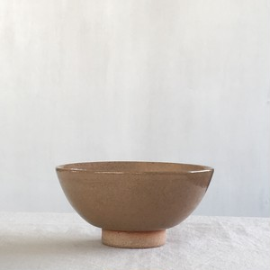 ONE KILN / CULTIVATE rice bowl S(飯碗) OF clear