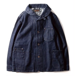 AT-DIRTY(アットダーティー)/WORKERS JACKET (DENIM)