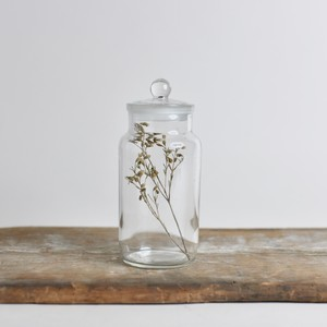 Glass Canister / グラス キャニスター