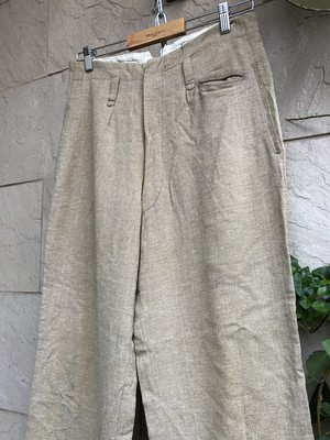 〜1950s Japanese silk trousers