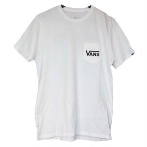 VANS(ヴァンズ)USA限定モデル/胸ポケット付/Tシャツ