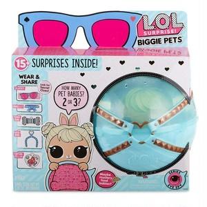 L.O.L. サプライズ! ビギー ペットコットンテイルQ.T. LOL Surprise Doll Biggie pets Cottontail Q.T. [並行輸入品]