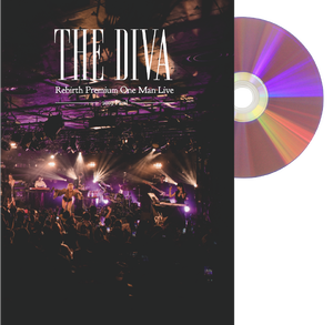【DVD】The Diva -Kira Rebirth Premium One Man Live- 2019 Final