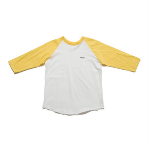 """SPICE COLOR R/S TEE """"FRUIT"""" - YELLOW"""