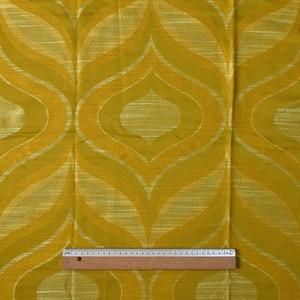 織柄カーテン(横113×縦170)