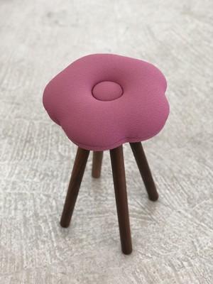 monaca stool :momo(pink33)