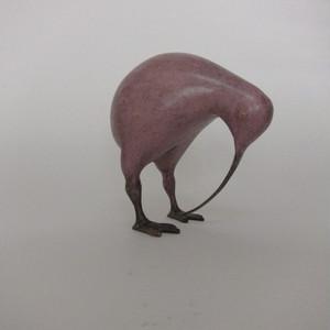 キウイ鳥 KIWI Bird Pink3 Lサイズ【AntiQf】