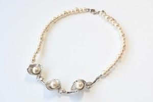 【Klar florian】 クラールフロリアン ネックレス silver(S1821)