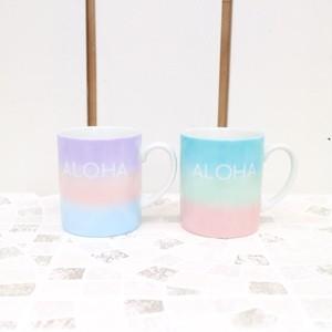 グラデーションマグカップ[ALOHA sky&beach series]