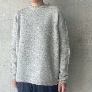 【COSMIC WONDER】Beautiful Tasmanian wool knit ladies sweater/12CW41022