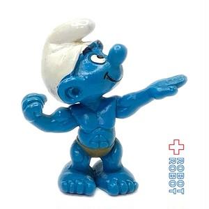 スマーフ ボディビルダー #20417 PVC フィギュア