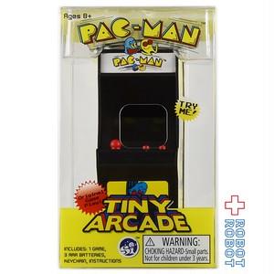パックマン タイニーアーケード 筐体型 ミニゲーム フィギュア
