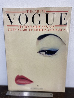 洋書 ヴォーグ50年間カバー集 The Art of VOGUE Photographic Covers