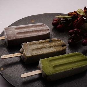 【数量限定】【京都・本くず氷】アイスキャンディー6本セット(抹茶・ほうじ茶・ふらんぼわーずぜんざい)