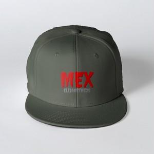 MEX elizabeth525 CAP   チャコール