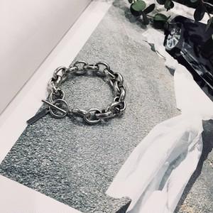 タイニーチェーンブレスレット/silver925