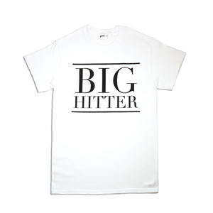 t-shirt / BIG HITTER