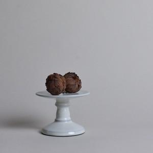 rpm /  高杯(たかつき)  平なり〈陶器 / 食器 / お皿 / コンポート / ケーキスタンド / アクセサリー 〉