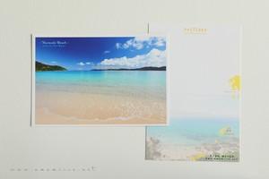 奄美ポストカード「倉崎海岸」