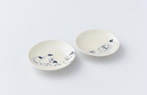大江志織 豆皿