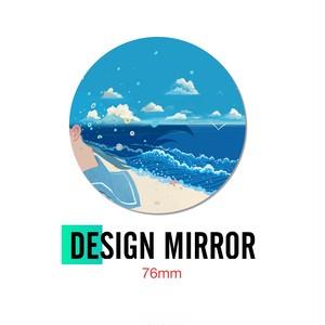 OCEAN ミラー「波の鏡」