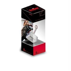 InfoThink USBメモリ MARVEL アベンジャーズ エイジ オブ ウルトロン USB フラッシュドライブ 8GB マイティ ソー IT-USB-100(THOR) 8GB