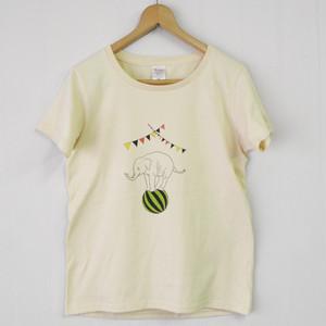 circusぞうさんTシャツ(カラー)