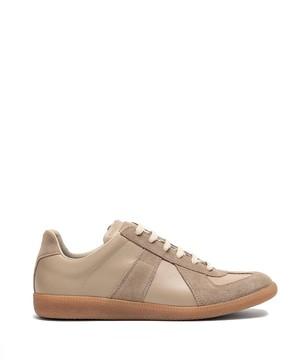 MAISON MARGIELA Sneaker Beige(Mouton) S57WS0236