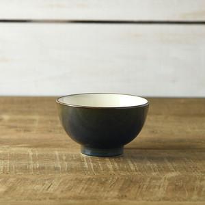北欧ブルー 深ブルー 丸ごはん茶碗[美濃焼]