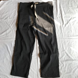 FRENCH EASY WIDE PANTS (LAMOND)