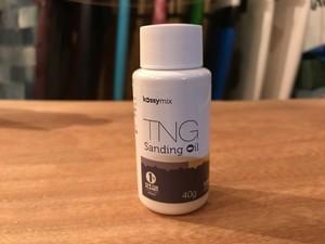 TNG sanding oil 40g