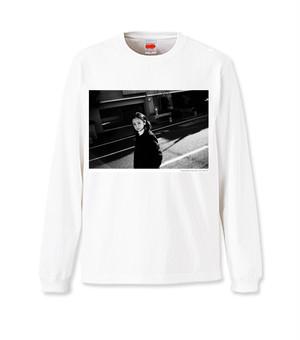 桑島智輝 安達祐実 × NEW ALTERNATIVE ロングスリーブTシャツ 〈東京タワー〉