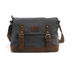 Canvas Shoulder Bag Vintage Bag Casual Messenger Bag カジュアル ショルダーバッグ メッセンジャーバッグ ビンテージ (YYB99-3491293)