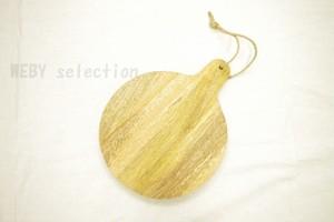 【H&M HOME】 木製まな板/カッティングボード/ウッドプレート