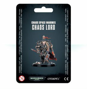 ケイオスロード CHAOS SPACE MARINES CHAOS LORD