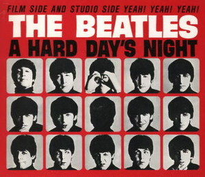 THE BEATLES / A HARD DAY'S NIGHT SHOW