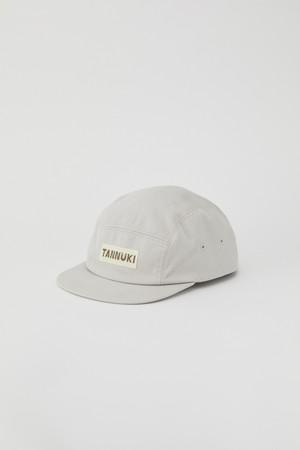 Sato Cotton Cap: Color Grey