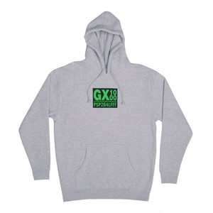 GX1000 PSP264LFFF Hoodie Grey Heather L ジーエックス