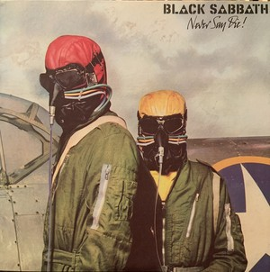 【LP】BLACK SABBATH/Never Say Die